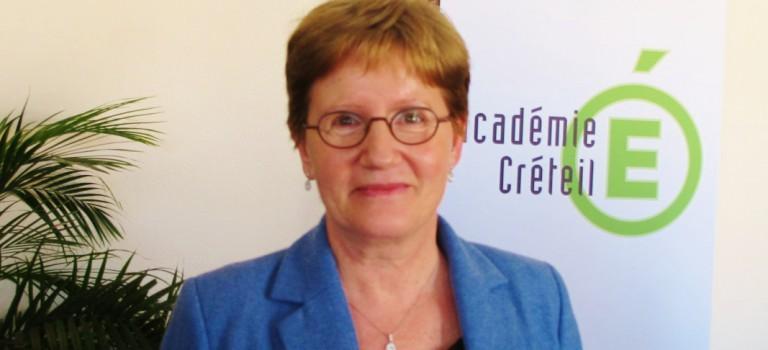 Béatrice Gille prend ses marques au rectorat de Créteil