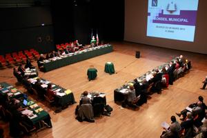 Conseil municipal à Nogent-sur-Marne