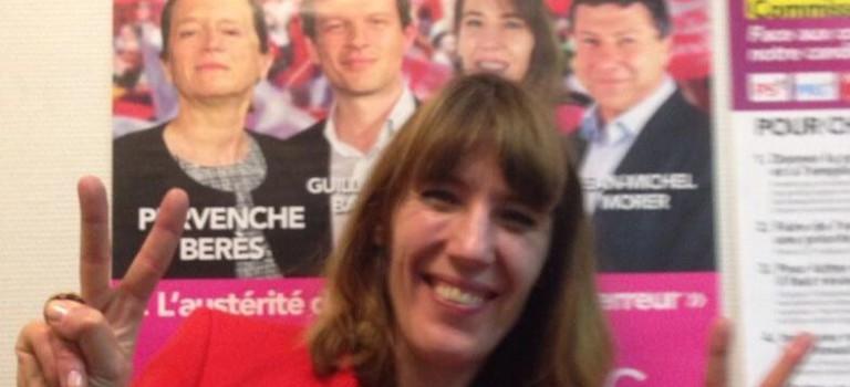 Christine Revault d'Allonnes réélue au parlement européen