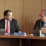 Daniel Guiraud et Philippe Laurent