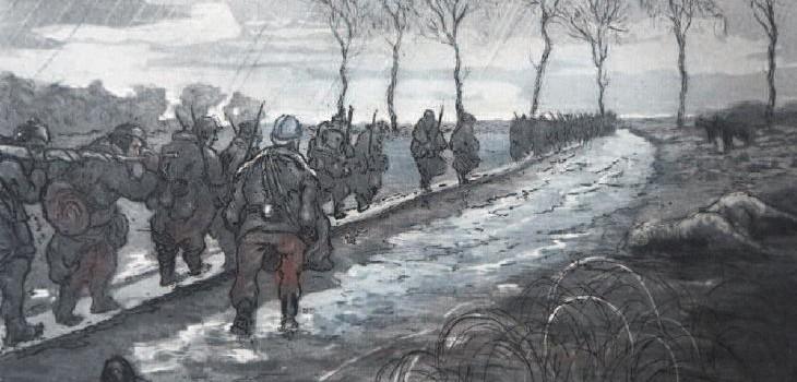 Front des poètes : l'horreur de la guerre 14-18 en poèmes à Fontenay