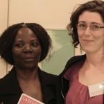 Gisele Fras et Tatiana Piron-Toure