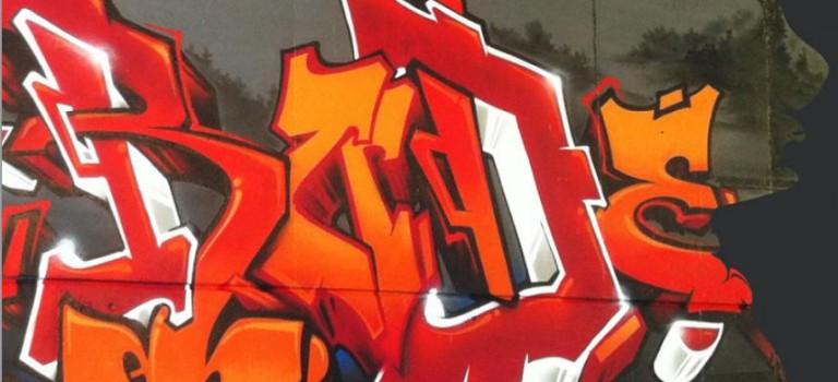 Rétro Actif : trente ans de graffiti exposés à Charenton