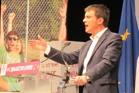 Manuel Valls Pavillon Baltard 3 mai 2014 3