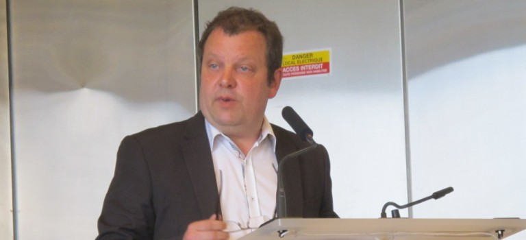 Pascal Savoldelli élu président de Sadev 94