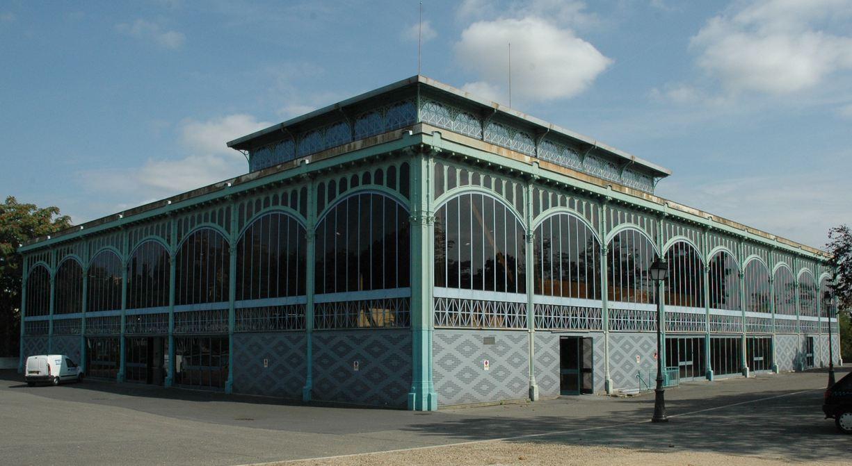 Journ e lectro marvellous island au pavillon baltard 94 citoyens - Pavillon baltard halles ...