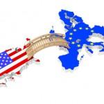Bridge between USA and Europe