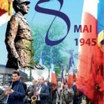 affiche commémoration 8 mai 1945