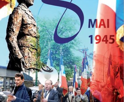 Commémorations du 8 mai 1945 dans le Val-de-Marne