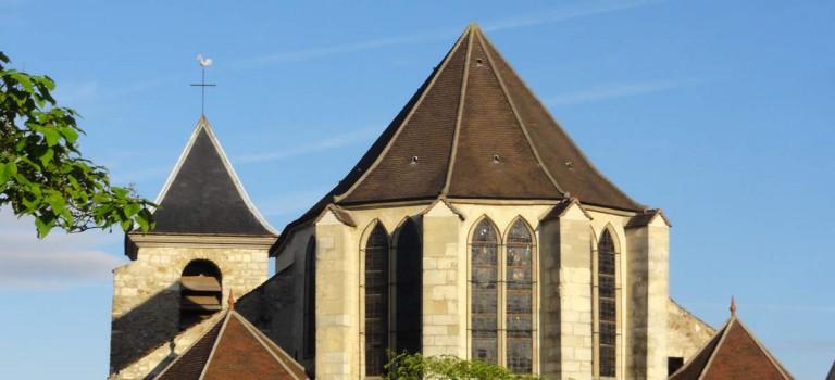 SOS Saint-Pierre au chevet de l'église de Chennevières