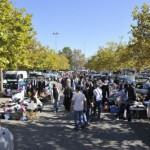 Brocante parking des ardoines vitry