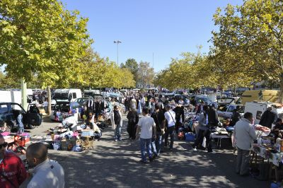 Brocante des Ardoines à Vitry