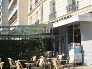 Café de la mairie Coupe du monde