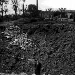 Cratere d obus moulin du Breuil Credit Vincent Brassat
