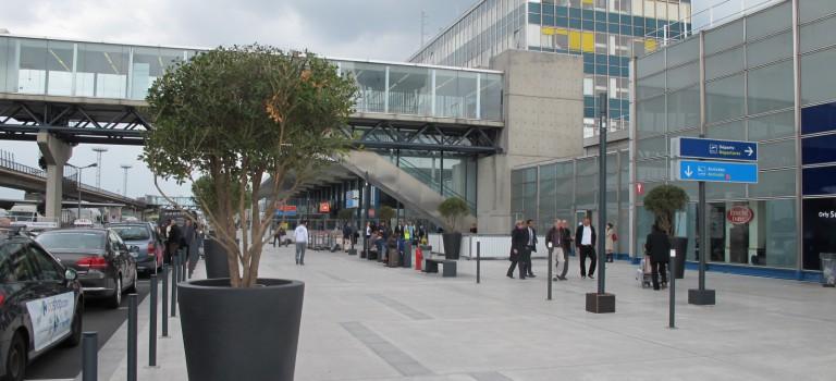 L'aéroport d'Orly inaugure ses nouvelles esplanades