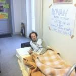 Greve de la faim Paul Guiraud