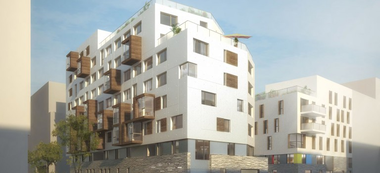 Une future résidence intergénérationnelle à Ivry