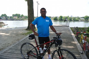 Jean-Pierre course Psycyclette