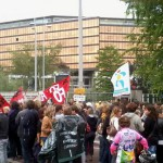 Manif rythmes scolaires