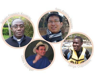 Quatre nouveaux prêtres ordonnés dans le Val de Marne