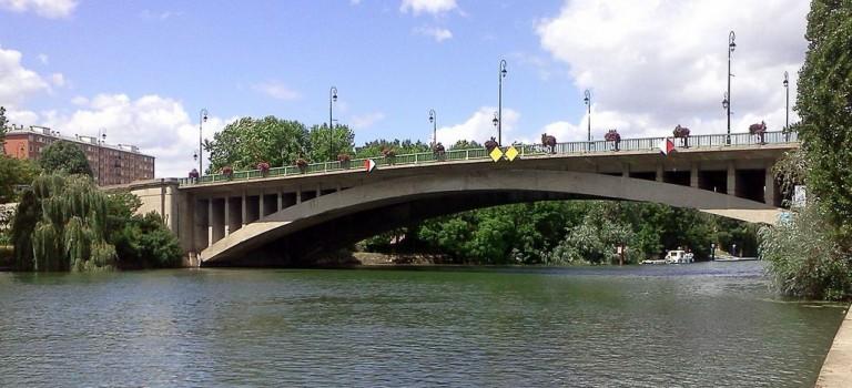 Fermeture du pont de Villeneuve les nuits des 3 et 4 septembre