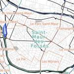 Quartiers prioritaires Politique  de la ville Saint Maur des Fosses