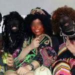 Soiree Black Faces