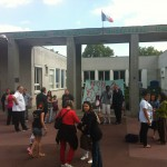 blocage école Romain Rolland