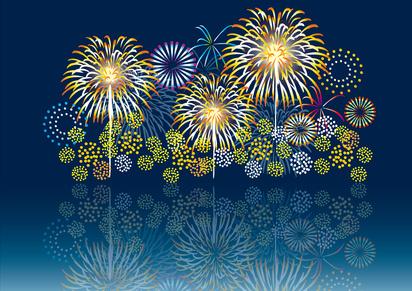 Fête communale avec bal, feu d'artifice et carnaval à Chevilly-Larue