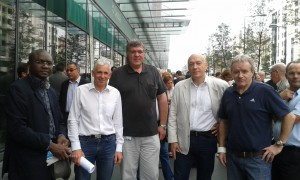 Jean-Claude Pavlik, Jean-Pierre Hache, Alain Chesnel, Silca