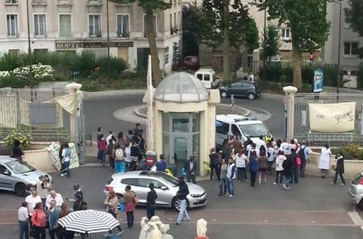 Paul Guiraud : les syndicats menacent de bloquer les admissions vendredi 10 octobre