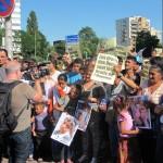 Rassemblement Roms Créteil (2)