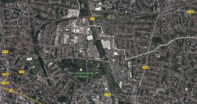 Réunion publique sur le CDT des boucles de la Marne à Chennevières