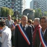 Didier Gonzales et  Eric Grillon