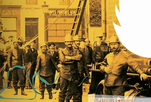 Les pompiers d'Ivry racontent leur histoire
