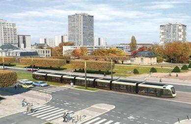 Tramway T9: la commission d'enquête dit oui mais prône l'extension à l'aéroport