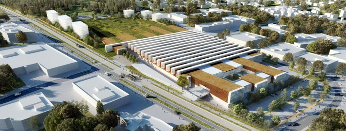 Ligne 15 sud : le chantier démarre à Champigny en avril 2015