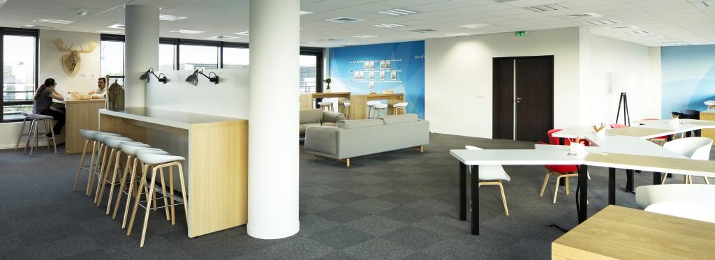 Blue Office Alfortville