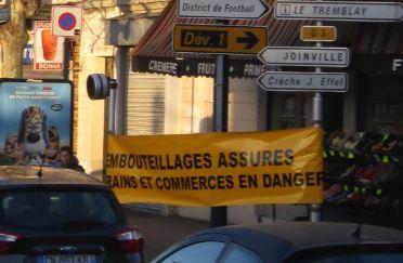 Est-TVM : une association de commerçants de Champigny dépose un recours