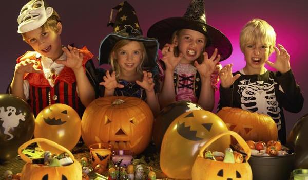 Soirée Halloween chez Gulli Park