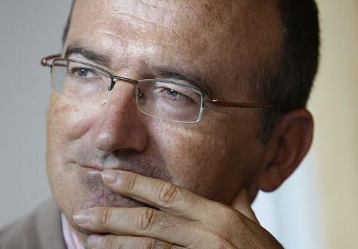 Hervé Mariton en meeting à Saint-Maur-des-Fossés