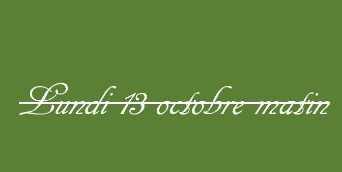La Peep 94 attaque le rectorat en justice à propos du lundi 13 octobre