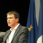 Manuel Valls Baltard Mai 2014