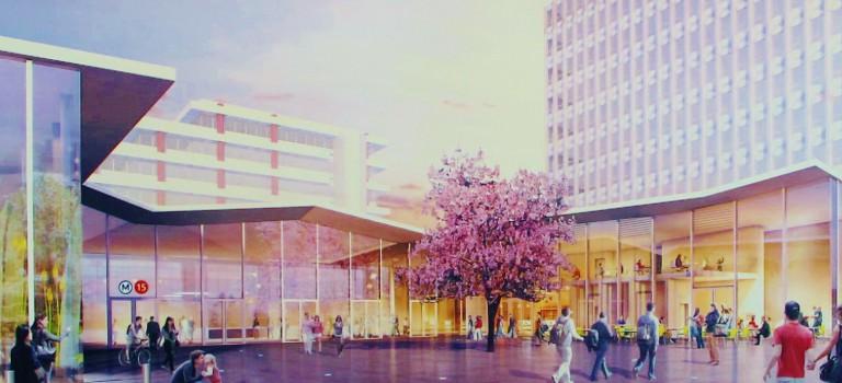 Lancement de consultation pour construire autour de la gare Créteil L'Echat