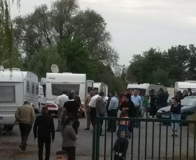 Ouverture de l'aire de gens du voyage à Valenton dès le 13 juillet