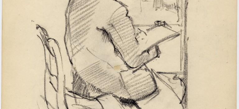 Atelier de dessin au musée de Saint-Maur