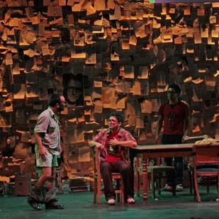 Le Chili à l'honneur au théâtre Paul Eluard