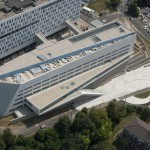 vue aerienne credit CHIV Villeneuve Saint Georges