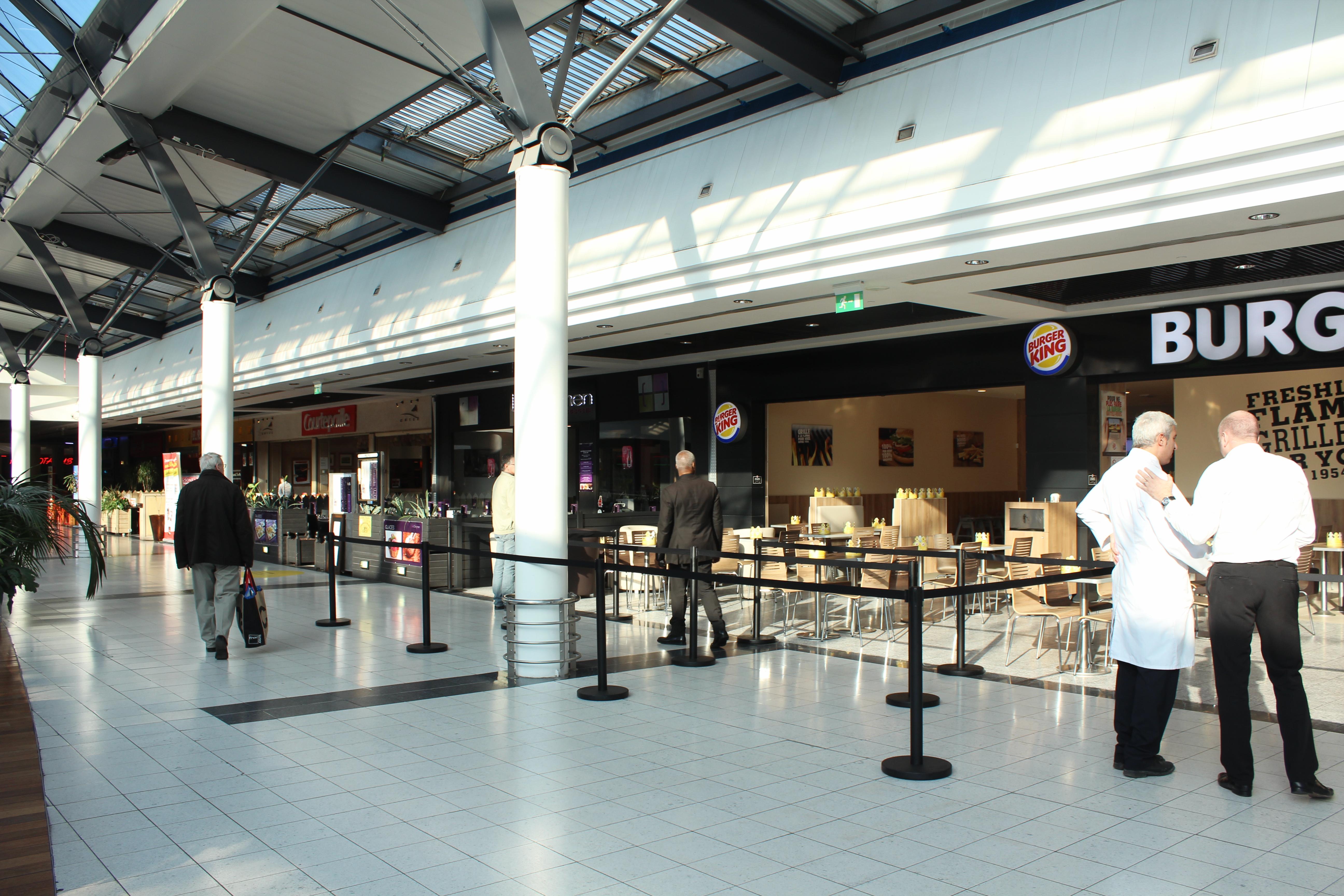 Ouverture Sans Hyst Rie Pour Burger King Cr Teil Soleil 94 Citoyens