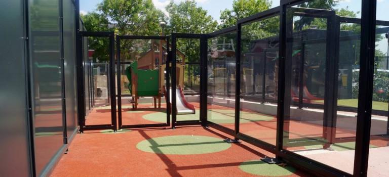 La Caisse d'Allocations Familiales subventionne une nouvelle crèche à Créteil